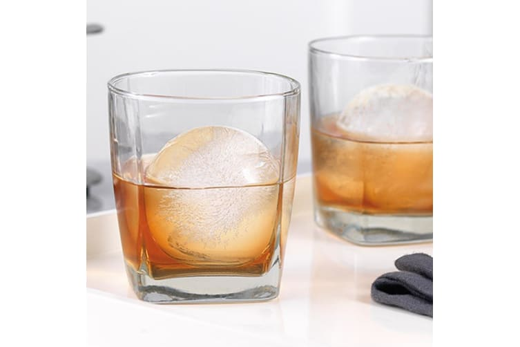 Sphere Silicone Ice Moulds | Set of 2 | Ideal Gift For Spirit Lovers!