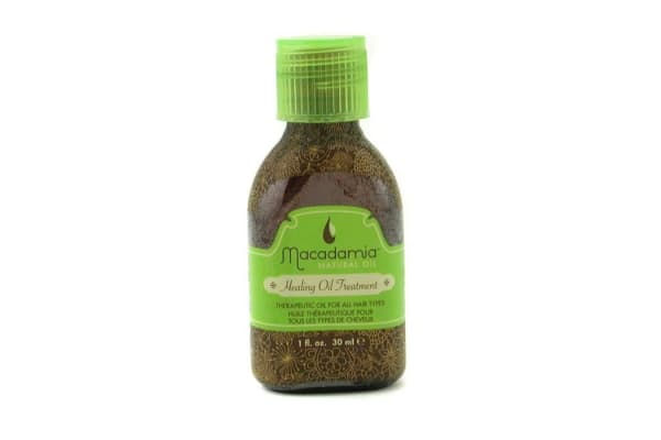 Macadamia Natural Oil Healing Oil Treatment (For All Hair Types) (30ml/1oz)