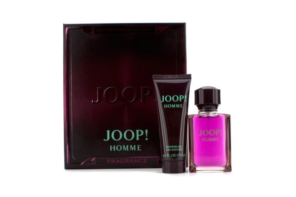 Joop Homme Coffret: Eau De Toilette Spary 75ml/2.5oz + Shower Gel 75ml/2.5oz (Red Box) (2pcs)