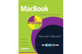 MacBook in easy steps - Covers Macos Sierra