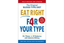 Eat Right 4 Your Type - Fully Revised with 10-day Jump-Start Plan