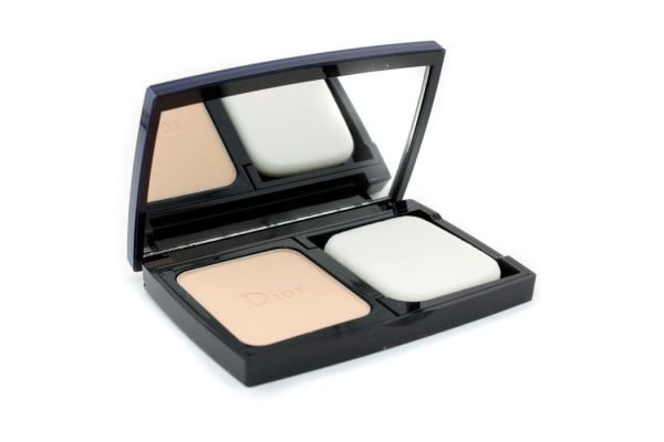 Christian Dior Diorskin Forever Compact Flawless Perfection Fusion Wear Makeup SPF 25 - #010 Ivory (10g/0.35oz)