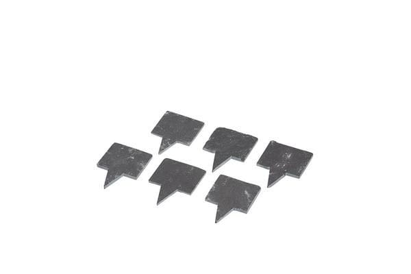 Davis & Waddell Slate Cheese Markers Set of 6