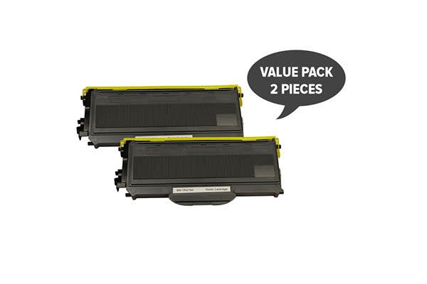 TN-2150 Premium Generic Toner (Two Pack)