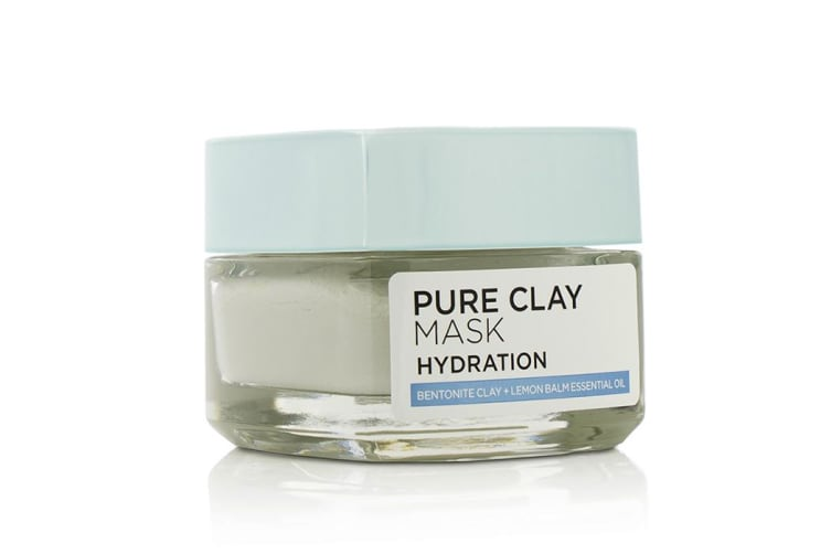 L'Oreal Pure Clay Hydration Mask 50g