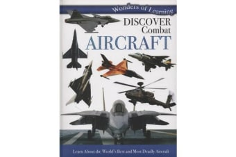 Wonders of Learning - Combat Aircraft