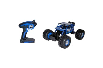 Rock Rover Amphibious Remote Control 4WD Toy