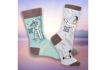F#ck This Sh#t Mens & Ladies Socks - Women`s size 5-10