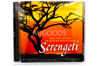 Serengeti - Music that Captures the Heart and Spirit of Africa CD NEW SEALED