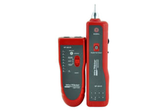 MULTIFUNCTION CABLE DETECTOR CABLE TRACER LAN TESTER