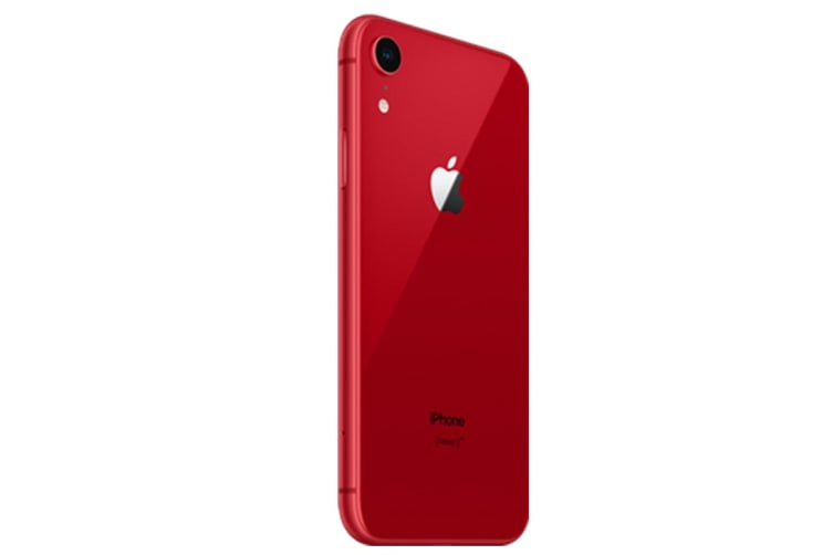 Apple iPhone XR Refurbished (64GB, (PRODUCT)RED) - A+ Grade