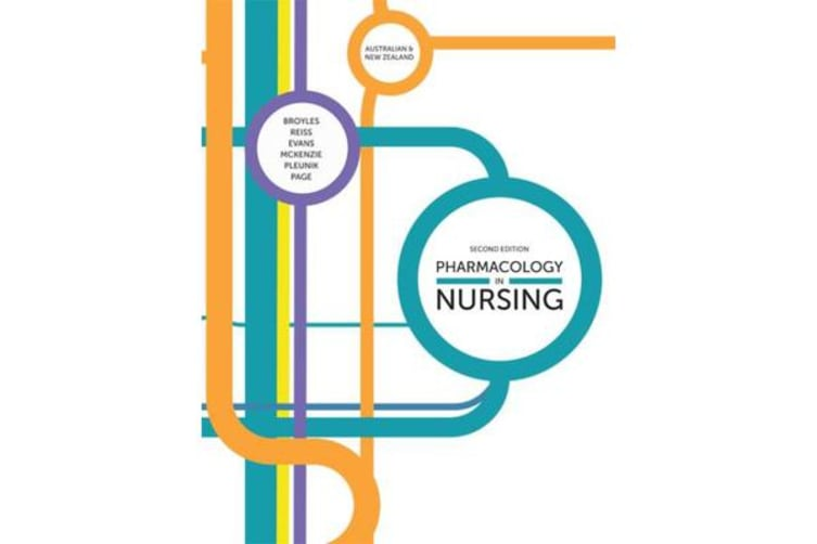 Pharmacology in Nursing - Australian & New Zealand edition with Online St udy Tools 12 months