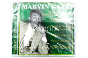 MARVIN GAYE - WHAT'S GOIN' ON? BRAND NEW SEALED MUSIC ALBUM CD - AU STOCK