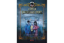 A Series of Unfortunate Events #3 - The Wide Window [Netflix Tie-in Edition]