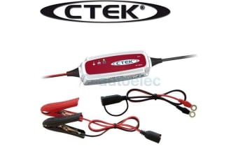 CTEK XC0.8  6V 6 VOLT CAR MOTORBIKE VINTAGE TRICKLE BATTERY CHARGER COMFORT NEW 56-772