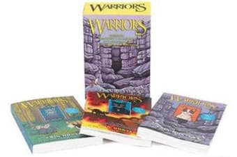Warriors Manga 3-Book Full-Color Box Set - Graystripe's Adventure; Ravenpaw's Path, SkyClan and the Stranger
