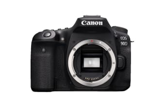 Canon EOS 90D Camera with 4K Video - Body Only