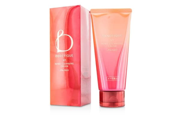 Shiseido Benefique NT Makeup Cleansing Cream (140g/4.9oz)