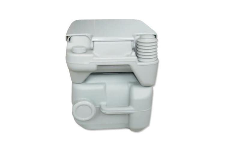 Portable Outdoor Camping Travel Toilet Potty w/12 Fresh Water Tank