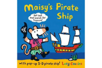 Maisy's Pirate Ship - A Pop-up-and-Play Book