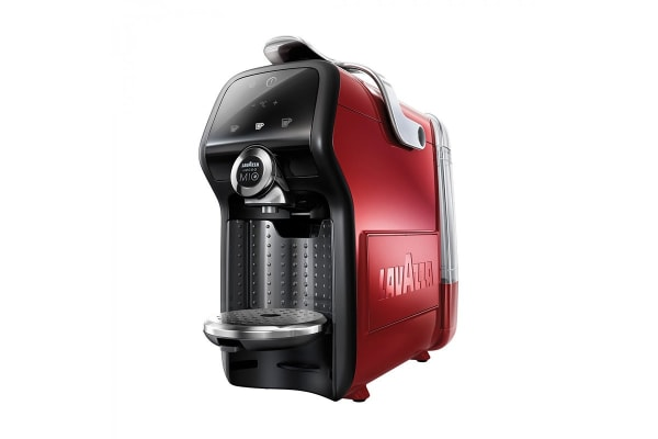 Lavazza Magia with Milk Frother (Red)