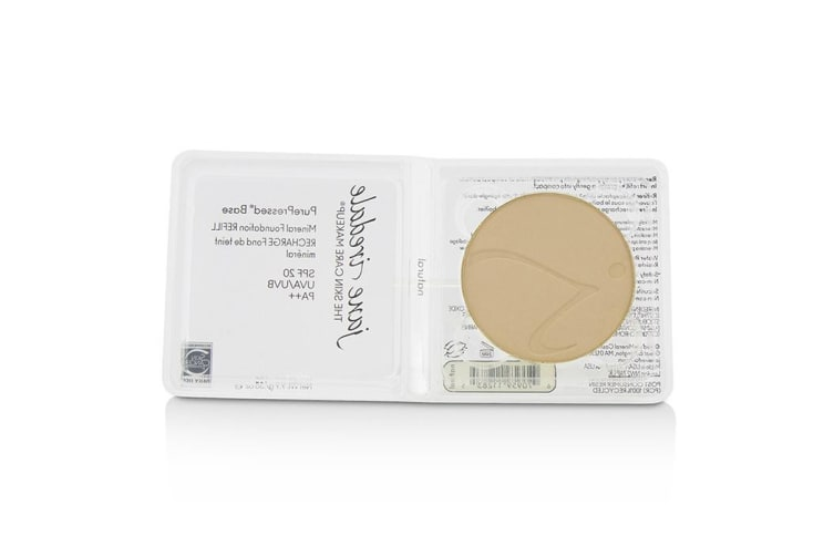 Jane Iredale PurePressed Base Mineral Foundation Refill SPF 20 - Natural 9.9g