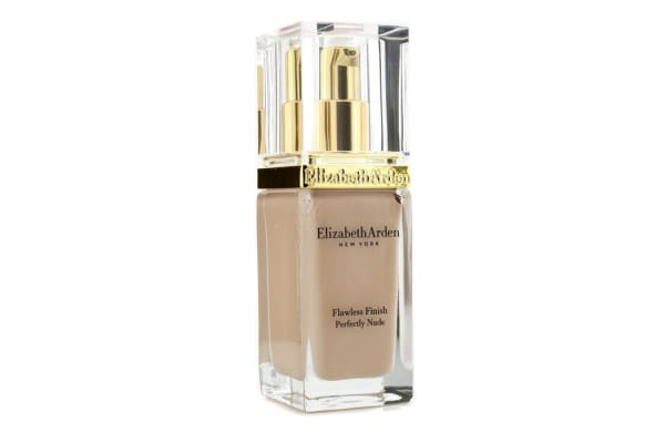 Elizabeth Arden Flawless Finish Perfectly Nude Makeup SPF 15 - # 17 Bisque (30ml/1oz)