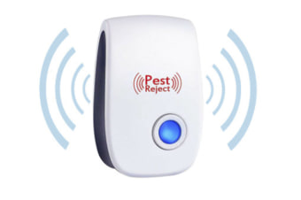 6 PacksUltrasonic Pest Repeller, Electronic Indoor Plug in for Insects, Mice,Ant, Mosquito, Spider, Rodent, Roach, Mosquito Repellent