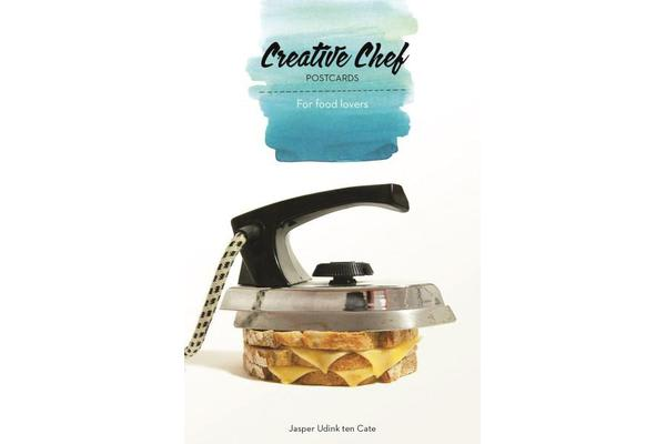 Creative Chef Postcard Book