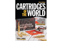 Cartridges of the World - A Complete and Illustrated Reference for Over 1500 Cartridges