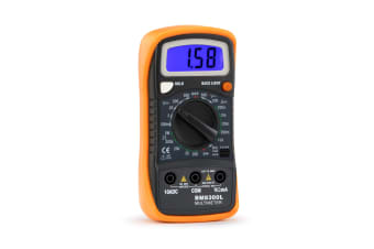 Certa Digital Multimeter