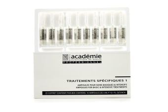 Academie Specific Treatments 1 Ampoules Royal Jelly - Salon Product 10x3ml/0.1oz