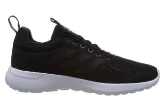 Adidas Neo Women's Lite Racer Shoe (Core Black/Grey)