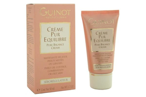 Guinot Pure Balance Cream - Daily Oil Control (For Combination or Oily Skin) (50ml/1.7oz)