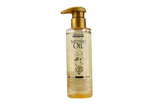 L'Oreal Professionnel Mythic Oil Souffle d'Or Sparkling Conditioner (For All Hair Types) (190ml/6.42oz)