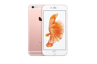 iPhone 6s - Rose Gold 64GB - Refurbished Good Condition