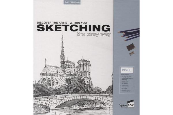 Sketching - The Easy Way - Discover the Artist within You