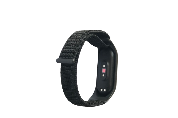 Select Mall Nylon Loopback Strap Magic Strap Wrist Strap Smart Bracelet Integrated Wristband Compatible with Millet Series 4 3