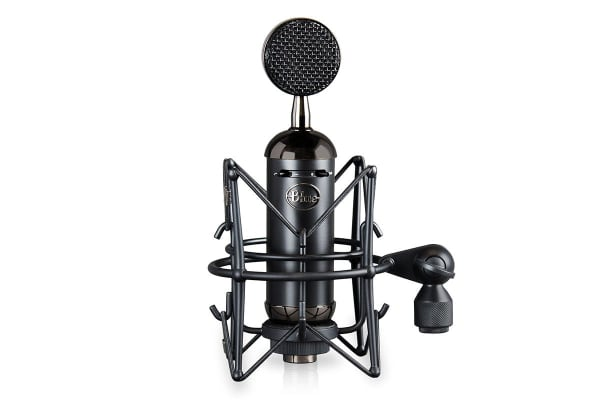 Blue Spark Blackout SL XLR Condenser Microphone - Black (90023380)