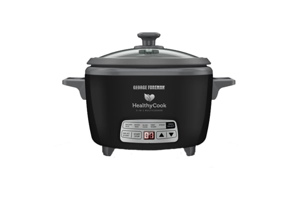 George Foreman HealthyCook 5-in 1 Multi Cooker (GFMC14)