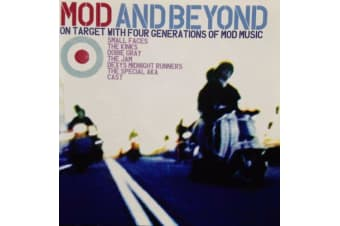 MOD AND BEYOND: Small Faces The Kinks Elvis Costello MUSIC CD NEW SEALED