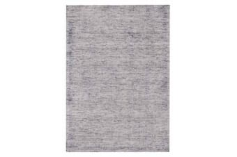 Cloud Indigo Cotton Rayon Rug 225X155cm