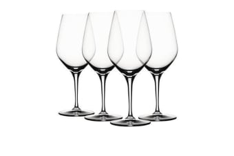 Spiegelau Specialty Rose Glass Set of 4