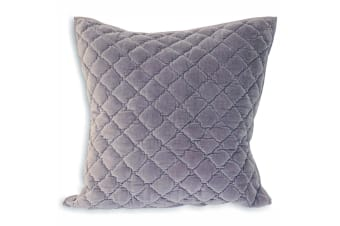 Riva Home Annecy Cushion Cover (Violet) (55x55cm)