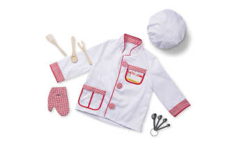 Melissa and Doug Chef Role Play Costume