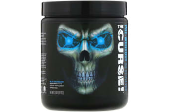 The Curse Pre Workout - Blue Raspberry