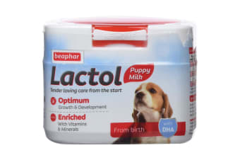 Beaphar Lactol Milk Replacer For Puppies (May Vary)