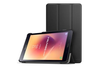 Samsung Galaxy Tab Case Cover SMART Ultra Slim Stand Cover for Tab A 10.1 2019 T510/T515-Black