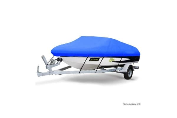 14-16ft All-Weather Boat Cover Top