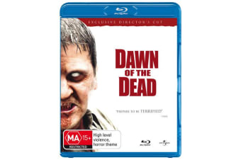 Dawn of the Dead Blu-ray Region B